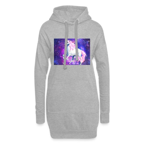 Magical unicorn shirt - Hoodie Dress