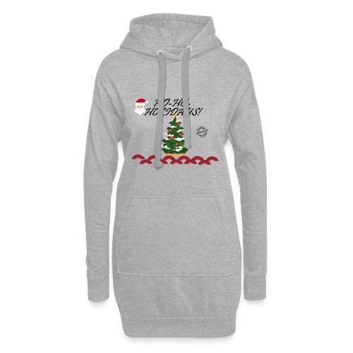 CHRISTMAS - Sudadera vestido con capucha