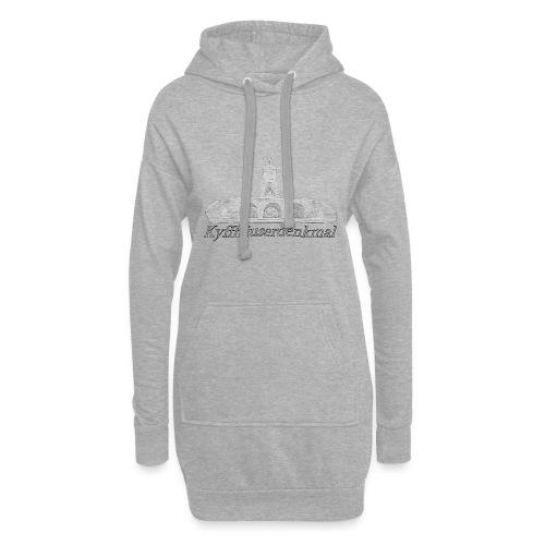 kyffhauserdenkmal 2 - Hoodie-Kleid