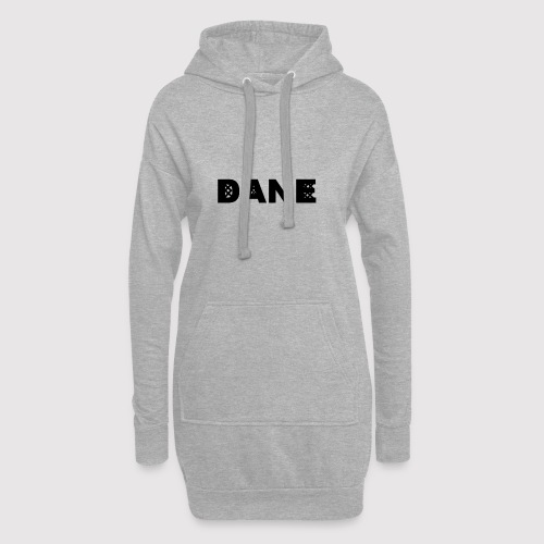 DANE - Knitted Original - Hoodie Dress