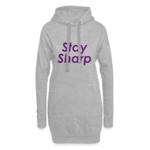 Stay Sharp - Vestitino con cappuccio