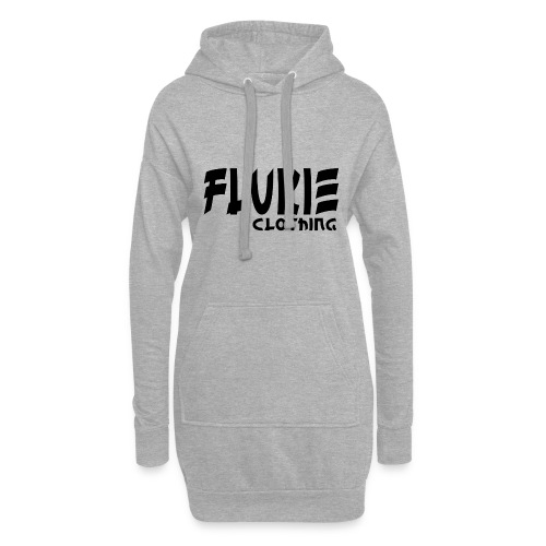 Flukie Clothing Japan Sharp Style - Hoodie Dress