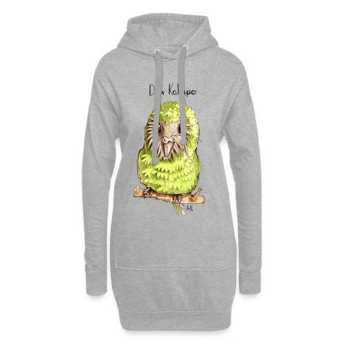 Kakapo - Hoodie-Kleid