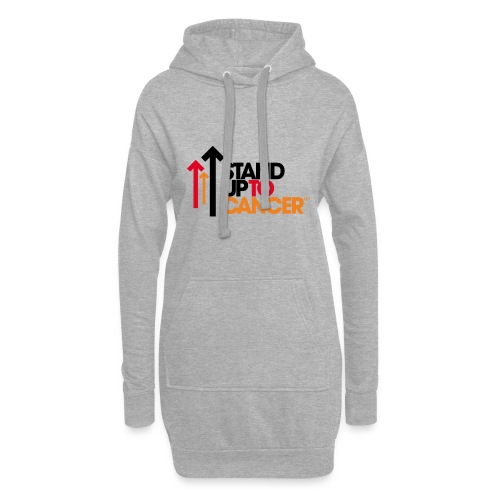 stand up to cancer logo - Hoodie Dress