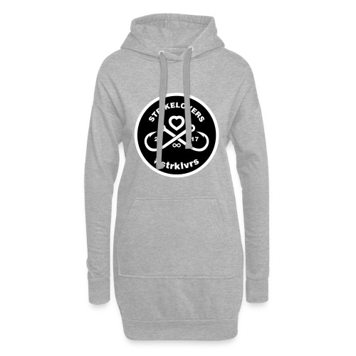 StrikeLovers Circle Vector - Hoodie-Kleid