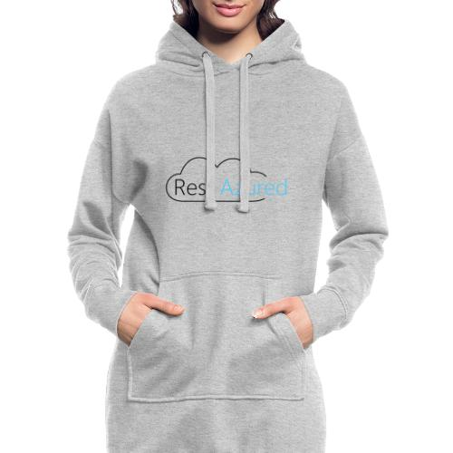Rest Azured # 1 - Hoodie Dress