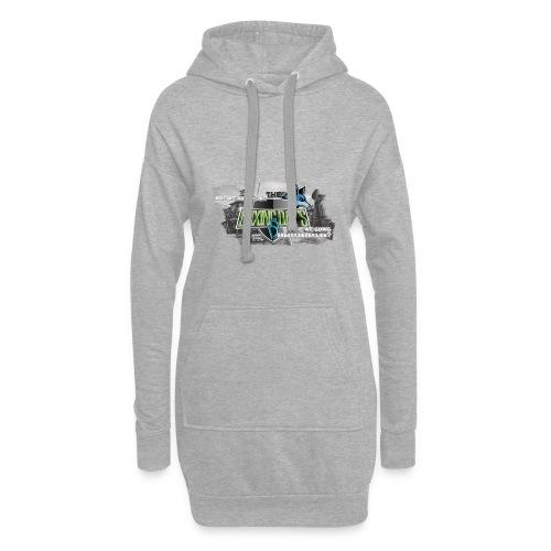 The Duxing Day's Motto Streetwear - Hoodie-Kleid