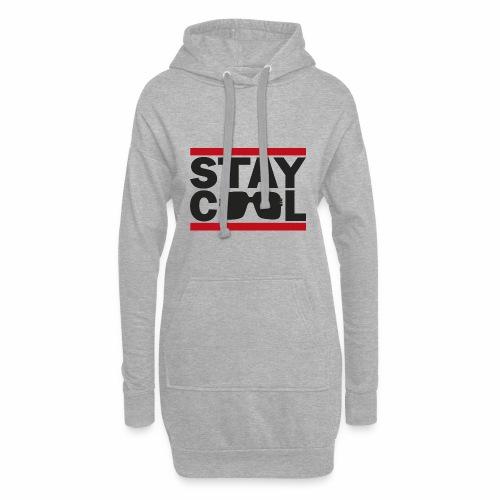 Stay Cool ver01 - Hoodie-kjole
