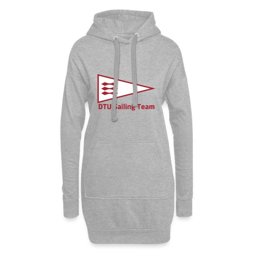 DTU Sailing Team Official Workout Weare - Hoodie Dress