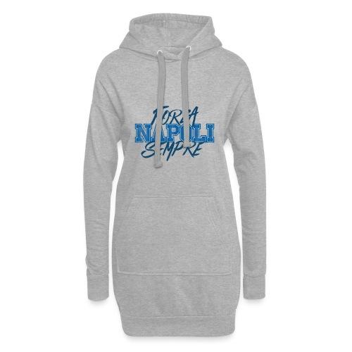 Forza Napoli Sempre - Vestitino con cappuccio