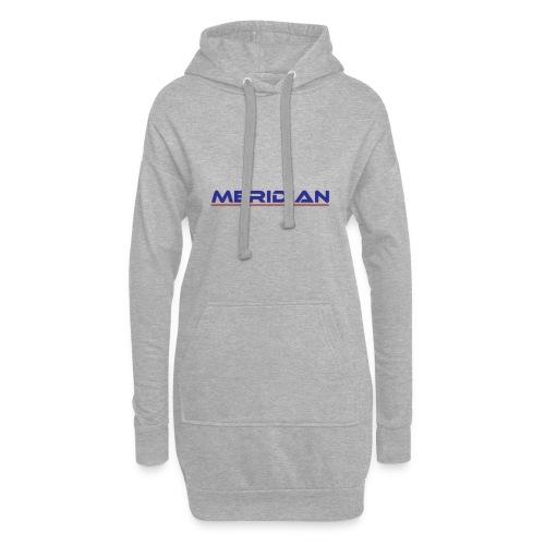Meridian - Vestitino con cappuccio