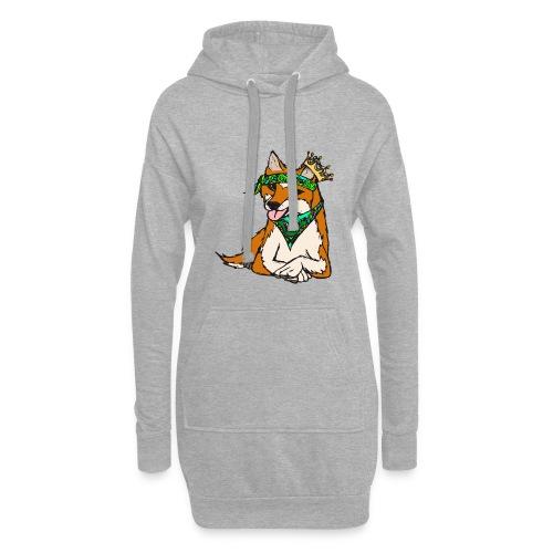 Streetclassix Tshirt Premium - Hoodie-Kleid