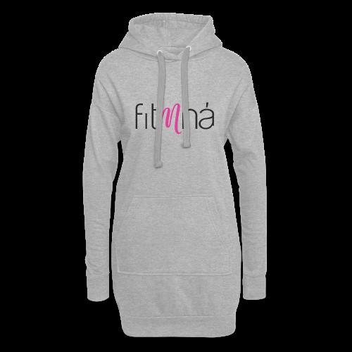 Fit Mna Logo - Hoodie Dress