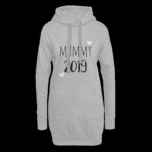 Mummy 2019 - Hoodie-Kleid