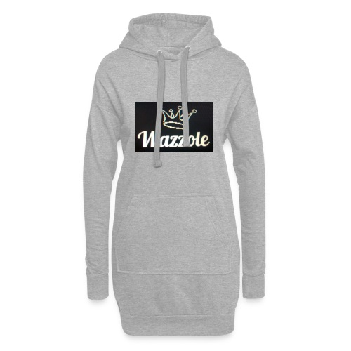 Wazzole crown range - Hoodie Dress