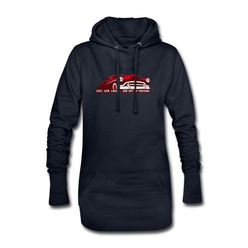 Kustom Car - Fast, Low, Loud ... And Out Of Contro - Hoodie-Kleid