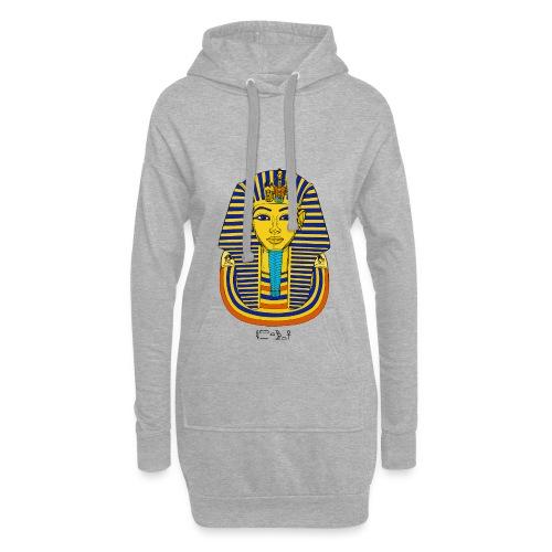 Pharao Tutanchamun - Hoodie-Kleid