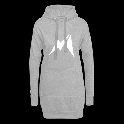 Matinsane - Sweat-shirt à capuche long Femme