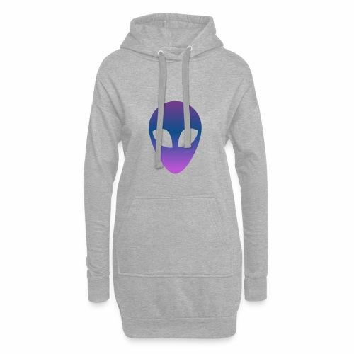 Aliens - Sudadera vestido con capucha