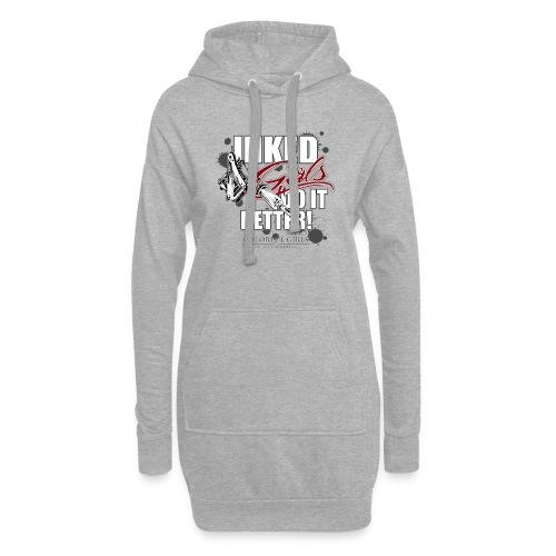 inked girls do it better - Hoodie-Kleid