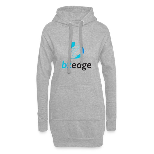BZEdge Cutting Edge Crypto - Hoodie Dress