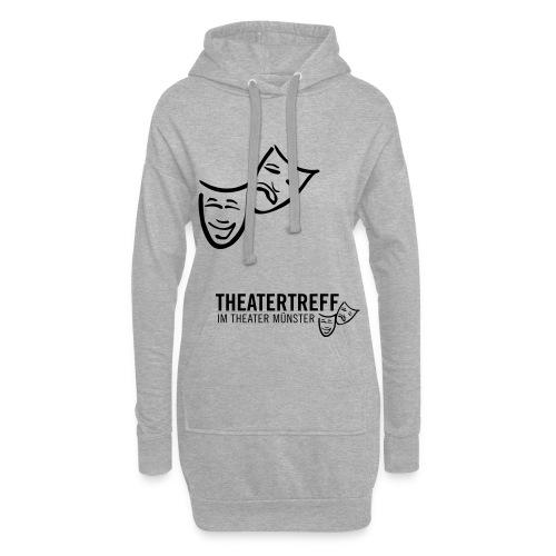 logo_tt - Hoodie-Kleid