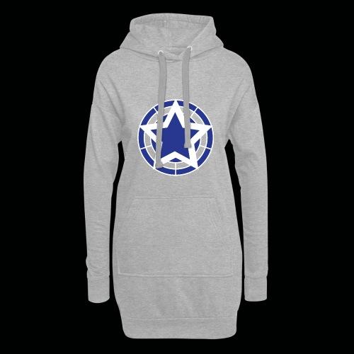 Stern Logo - Hoodie-Kleid