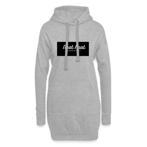 Noot Noot established 2017 - Hoodie Dress