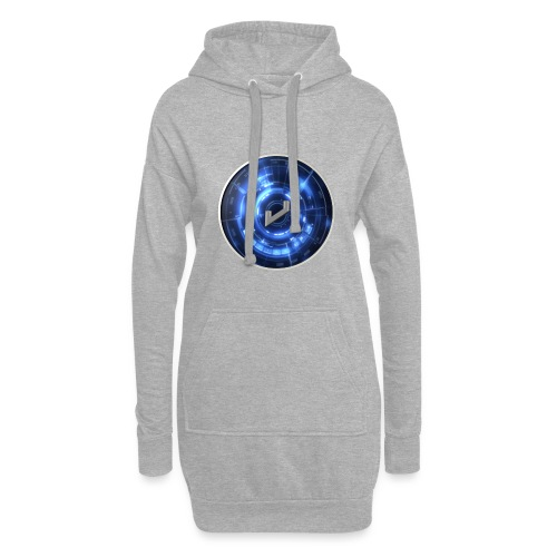 BallisticJimmyFTW Profile Circle - Hoodie Dress