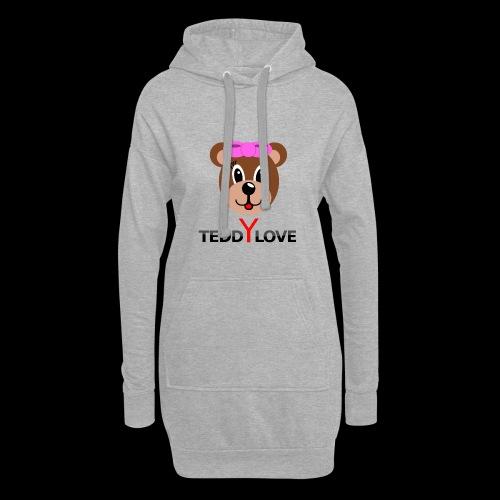 TEDDYLOVE Woman - Hoodie-Kleid