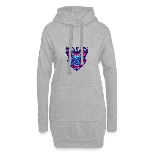 Salty squad merch - Hoodie Dress