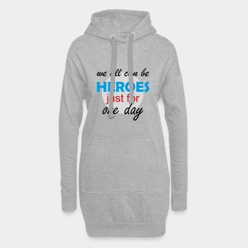 GHB Hero Zero 19032018 2 - Hoodie-Kleid