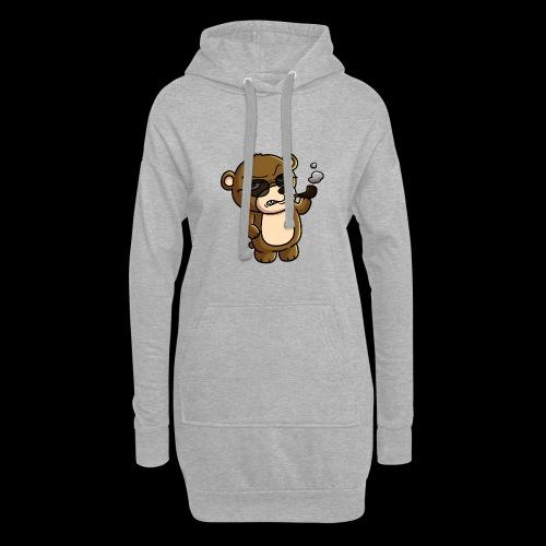 AngryTeddy - Hoodie Dress