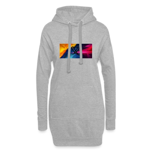 Box_logo_2 - Hoodie-kjole