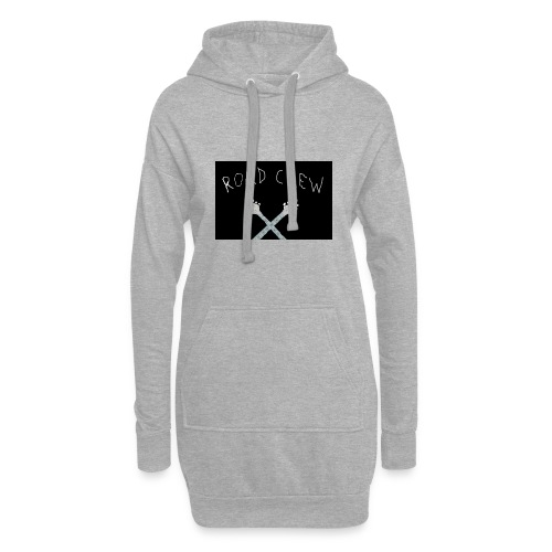 Road_Crew_Guitars_Crossed - Hoodie Dress