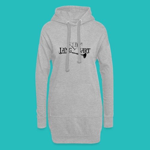 Logo-BN - Vestitino con cappuccio