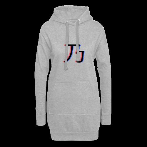 3D Logo - Hoodie-kjole