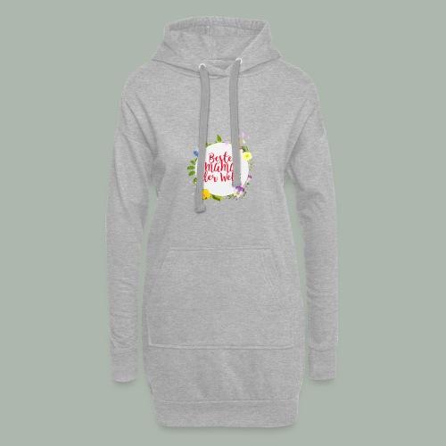 T-shirt für beste Mama der Welt am Muttertag - Hoodie-Kleid