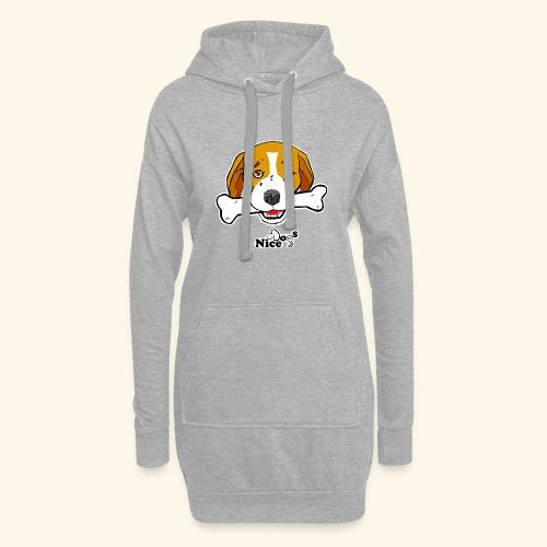 Nice Dogs Semolino - Vestitino con cappuccio
