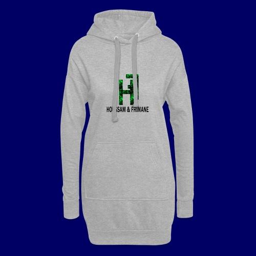 h&f - Vestitino con cappuccio