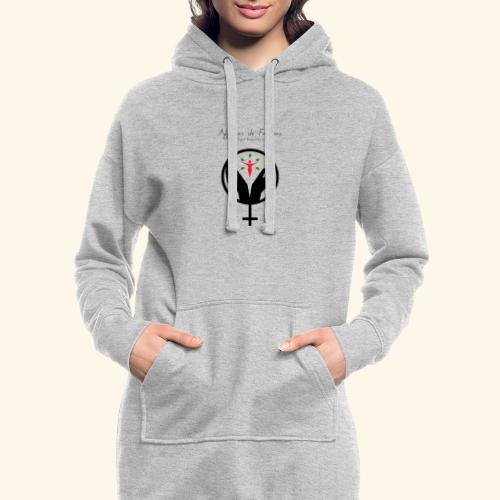 Affaires de Femmes - Sweat-shirt à capuche long Femme