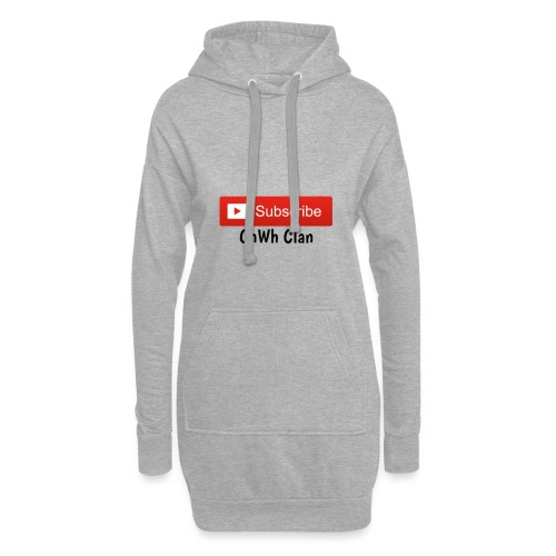 Subscribe CnWh Clan Merch - Luvklänning