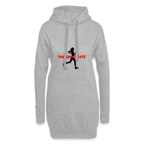 THE GYM BEATS - Music for Sports - Hoodie-Kleid