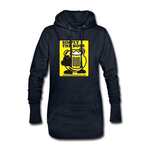 Simply the Boss - Hoodie Dress