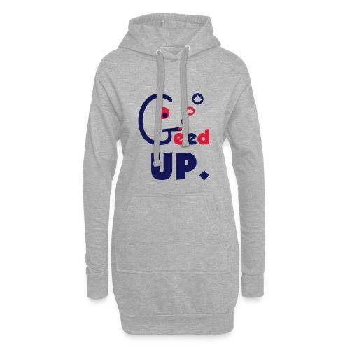 Geed Up - Hoodie Dress