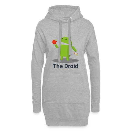 The Droid Spille - Vestitino con cappuccio