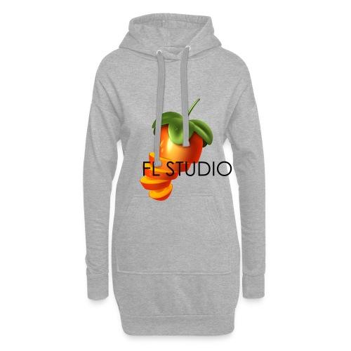 Sliced Sweaty Fruit - Hoodie Dress