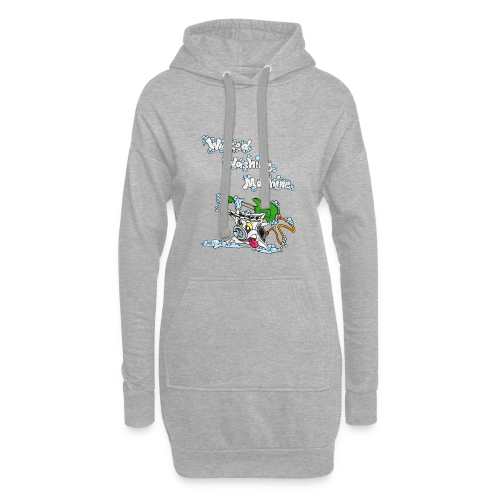 Wicked Washing Machine Cartoon and Logo - Hoodiejurk