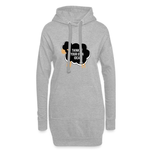 Think of your own idea! - Hoodie Dress
