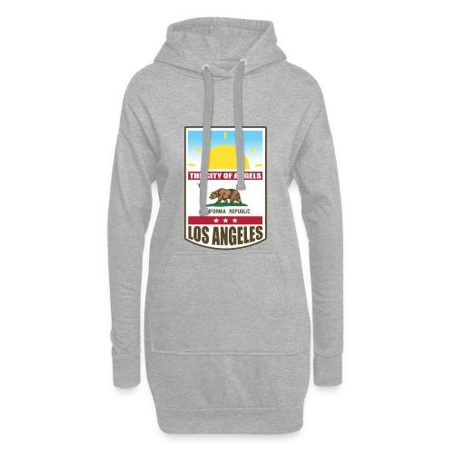 Los Angeles - California Republic - Hoodie Dress